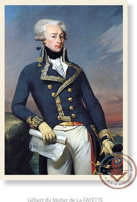 Gilbert du Motier de La Fayette